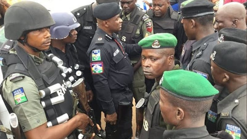 police arrest IPOB members in Imo state