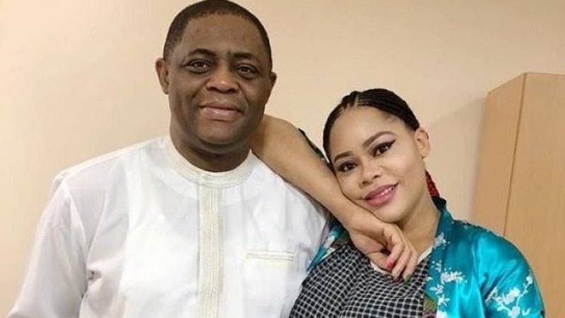 Mrs Regina Fani-Kayode, the legal wife of the former Minister of Aviation, Chief Femi Fani-Kayode, has disclosed that the former minister never abused her in their 23 years of marriage and that they are still legally married.