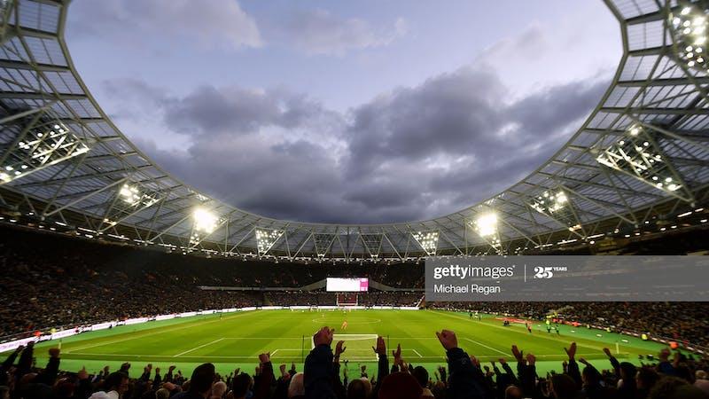 Premier league and stadium