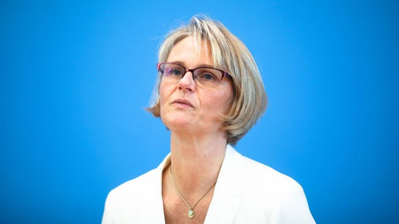 Germany's Education and Research Minister, Anja Maria-Antonia Karliczek said a Coronavirus vaccine will not be broadly available until mid-2021