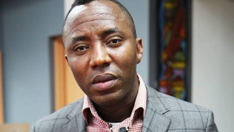 Human rights activists, Omoyele Sowore raises alarm over plot by Nigerian government to kill him