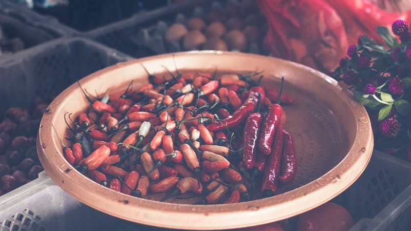 Even though cayenne pepper is spicy, it can help you with your weight loss journey