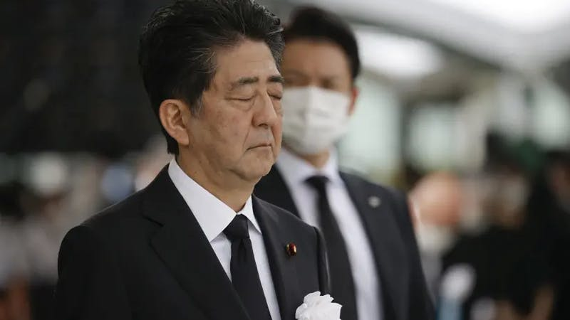 Japanese Prime Minister, Shinzo Abe resigns over worsening health condition