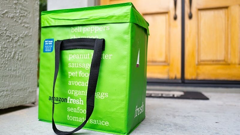 Amazon Prime subscribers to get free grocery deliveries as well as same day delivery