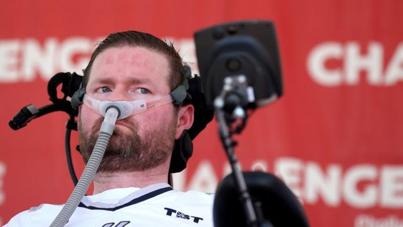 Patrick Quinn, the Ice Bucket Challenge activist who was diagnosed of ALS dies at age 37