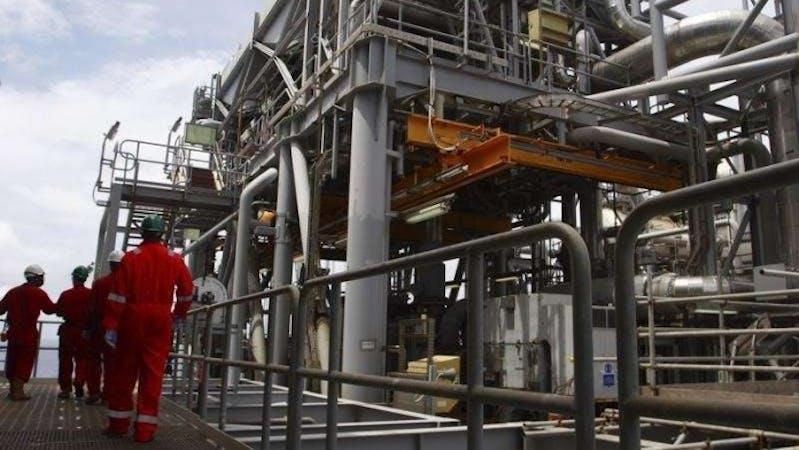 AGIP oil ccompany Brass Bayelsa state