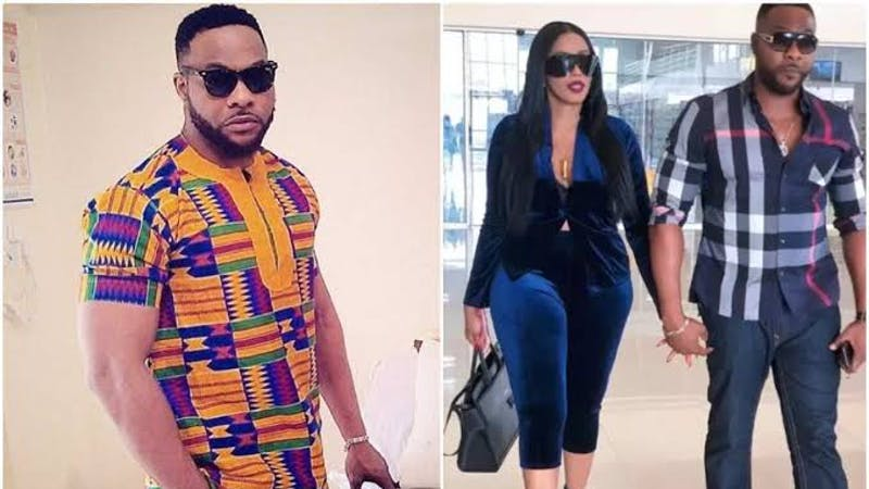 Nollywood actor, Bolanle Ninalowo said he is obsessed with his wife, Bunmi Ninalowo