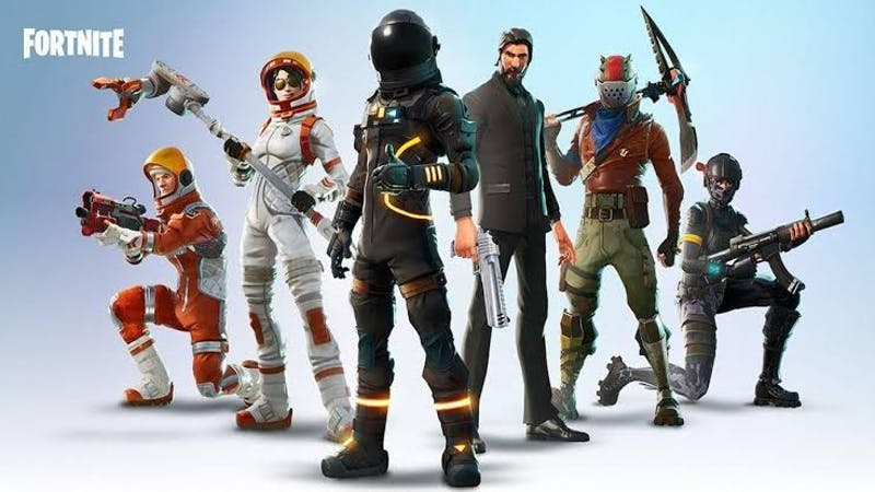 Fortnite battle video game developed by Epic Games
