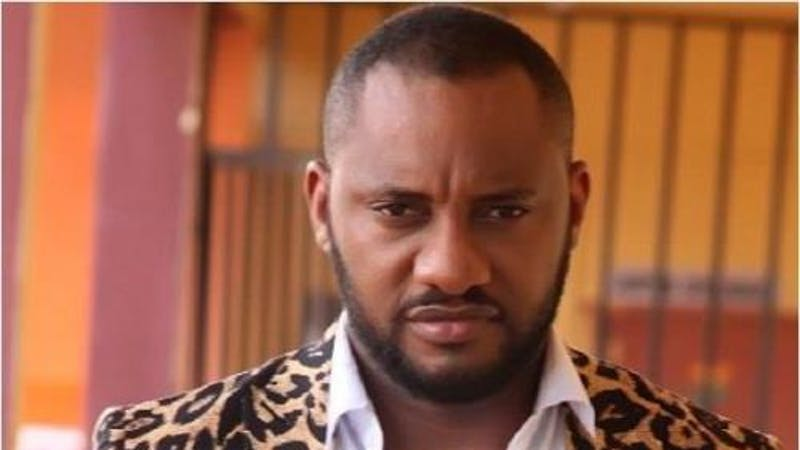 Yul Edochie has taken to his Instagram to share his sad  accident story