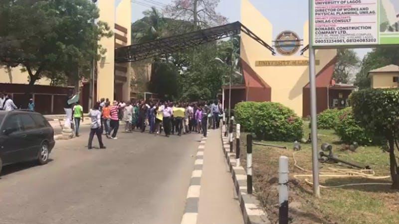Suspended UNILAG student, Femi Adeyeye has appealed UNILAG Special Visitation Panel to order his reinstatement