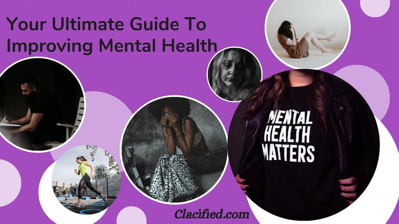 Mental health guide: Types of mental disorders, prevention, treatment, support, awareness