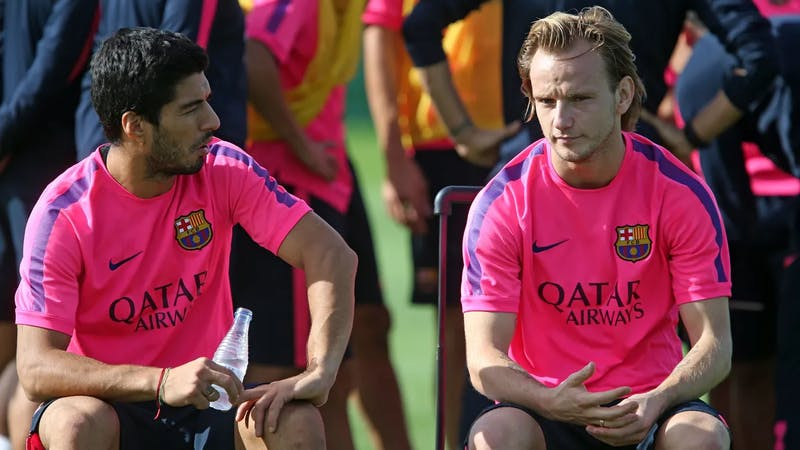 An insight on how Luiz Suarez and Ivan Rakitic has turned out to become La Liga's best players since leaving Barcelona