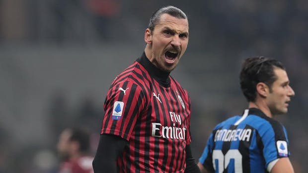 Ibrahimovic has been helping AC Milan to win many matches