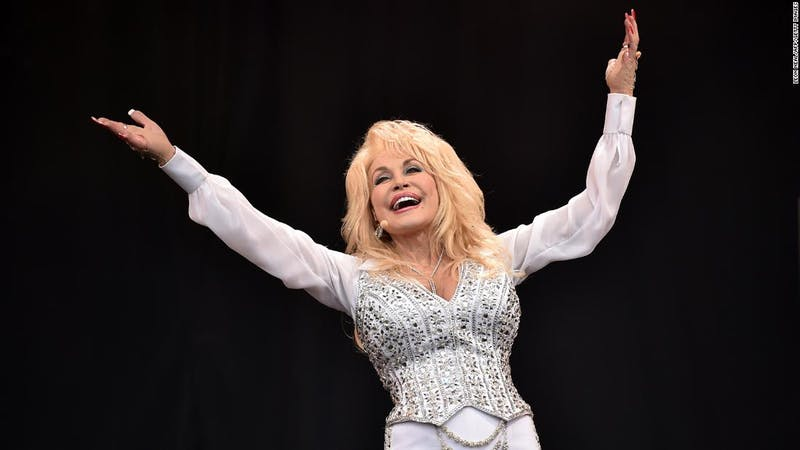 How Dolly Parton helped fund Moderna's COVID-19 vaccine research
