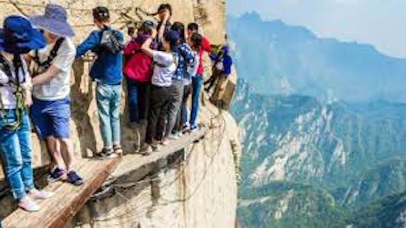 10 most dangerous tourist destination in the world