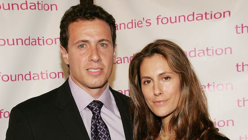 The wife of CNN's anchor Chris Cuomo has tested positive of coronavirus pandemic