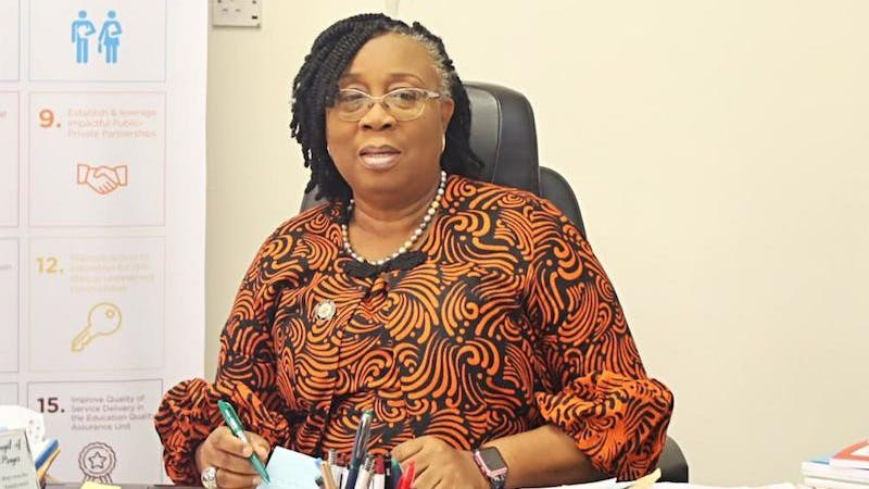 Lagos State's commissioner for education Mrs Folasade Adefisayo has revealed its date for school resumption