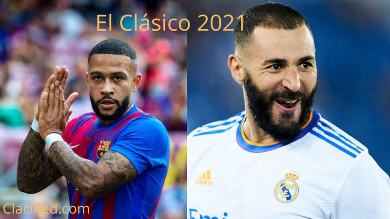 2021 El Clásico will be the first El Clásico to be played in many years without Cristiano Ronaldo and Lionel Messi