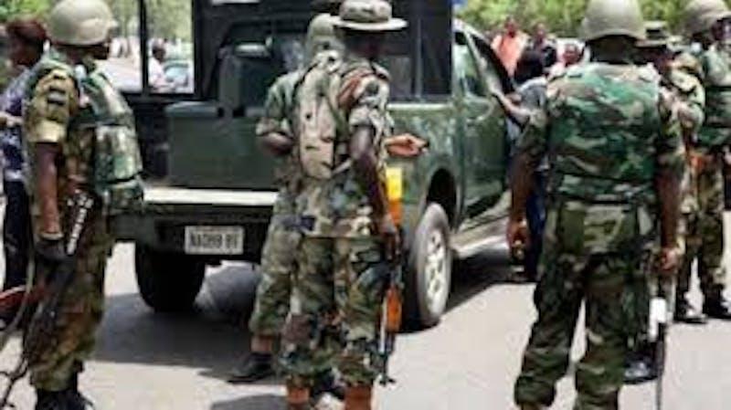 Lekki shooting: Nigeria Army arrive Lagos Judicial Panel for questioning