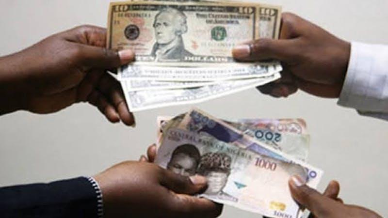 Naira drops at black market despite CBN's sales of over $50 million to Bureau De Change operators