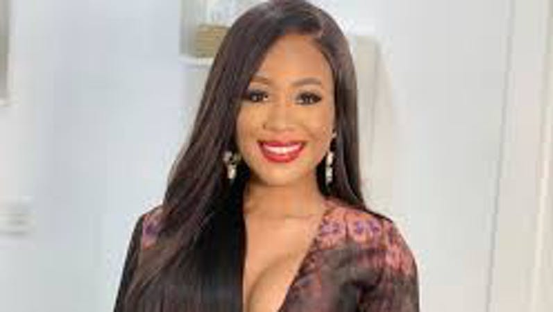 BBNaija Erica one of the Lockdown housemates who was disqualified for disobeying so many rules guiding the  Big Brother House