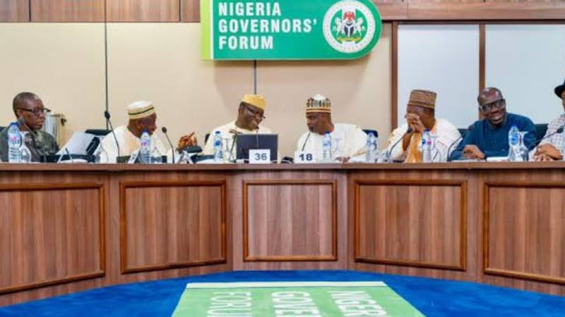 The Nigeria Governors' Forum has denied allegations that the state governors hoarded palliatives meant to be distributed to citizens in order to reduce hunger and suffering during the COVID-19 pandemic.