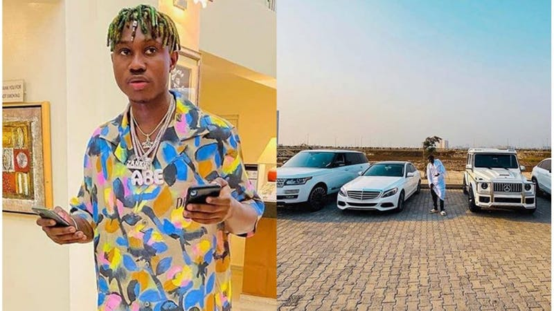 The details of Zlatan Ibile's net worth, biograpghy, assets like houses and cars in 2021