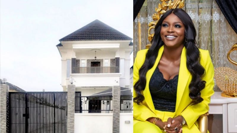 Big Brother Naija (BBNaija) lockdown housemate Katrina (Ka3na) buys a new house