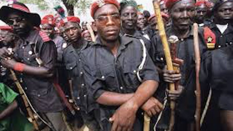 A vigilante group in Delta tortured a 26-year old to death