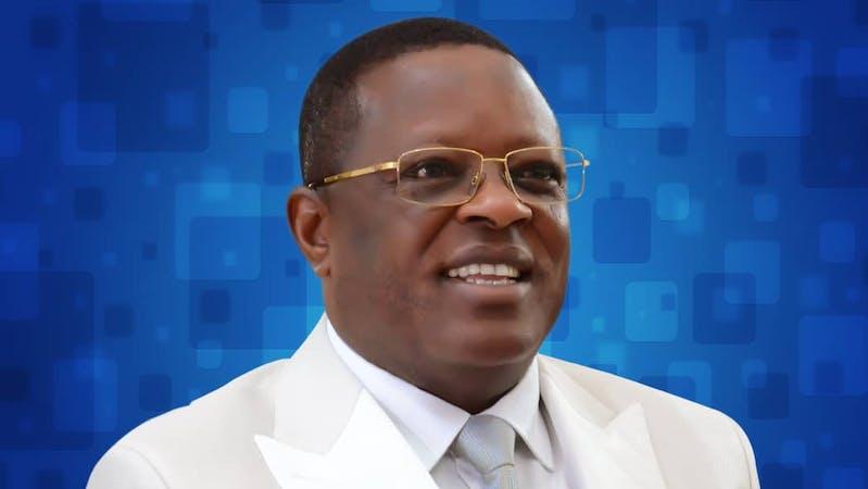 The governor of Ebonyi State David Umahi
