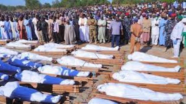 Military reacts to UN figure on Borno rice farmers massacre