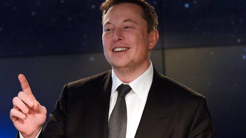 CEO Tesla Inc., Elon Musk