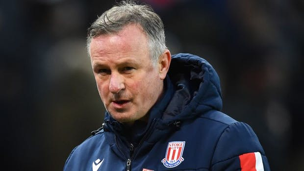 Stoke City manager Michael O'Neill tests positive for coronavirus