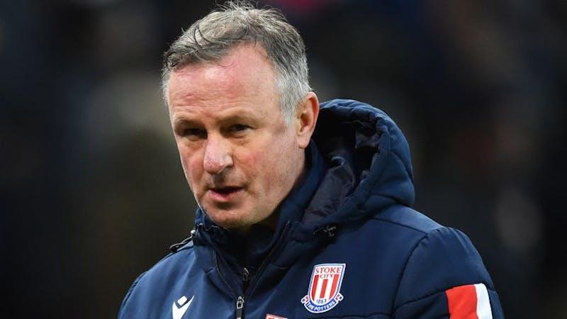 Stoke City manager Michael O'Neill tests positive for coronavirus
