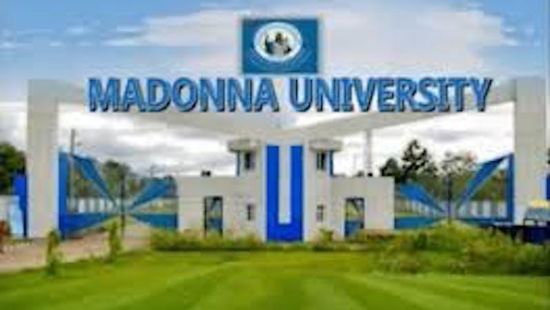 Entrance View of Madonna university