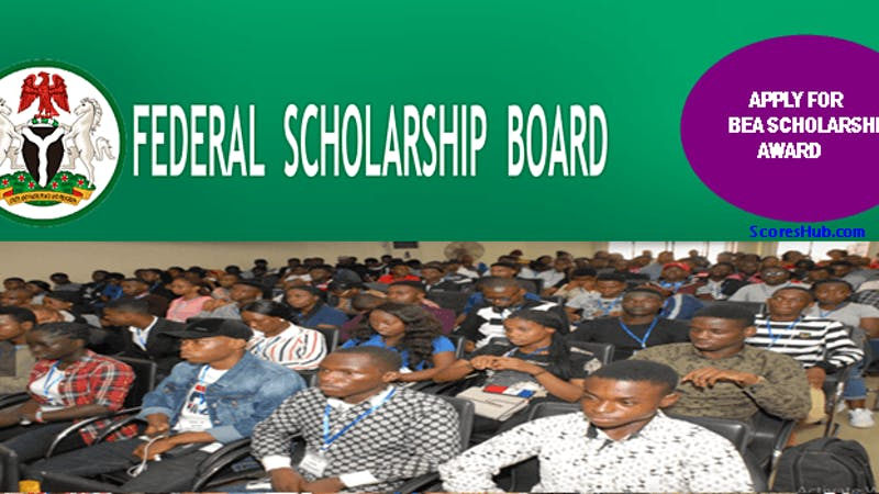 The Federal Government of Nigeria has released its form for the 2020/20201 BEA scholarship examination