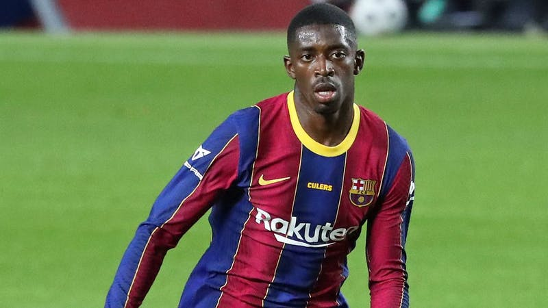 Manchester United in talks with Barcelona to sign Ousmane Dembele on loan