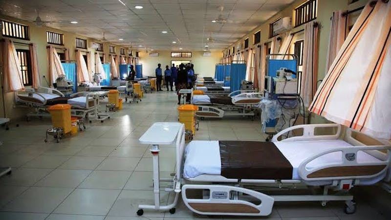 Patients in Ondo Infectious Disease Hospital reportedly leaving over doctor's strike