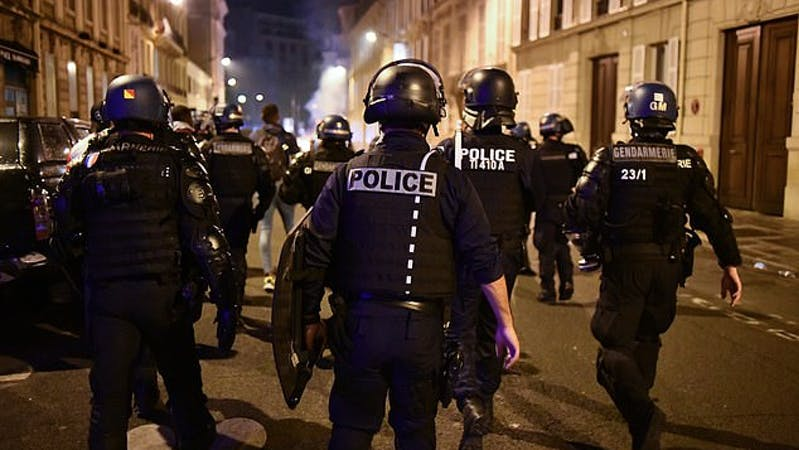 PSG fans have been arrested after rioting over 1-0 defeat against Bayern Munich