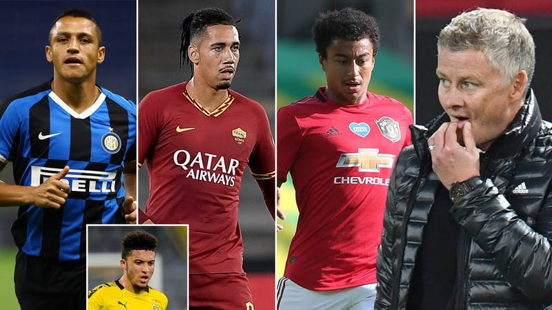 Manchester United Players who could Leave during transfer window