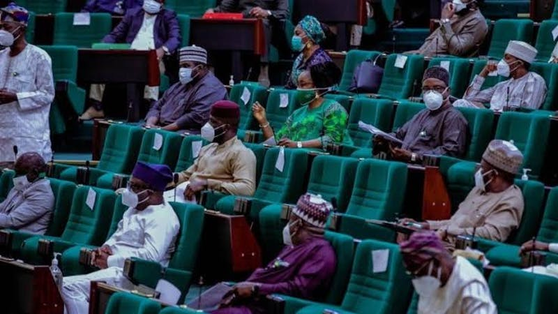 House of reps probe mismanagement of NDDC fund as acting managing director of NDDC, Prof Pondei and members of the Interim Management Committee walk out on reps
