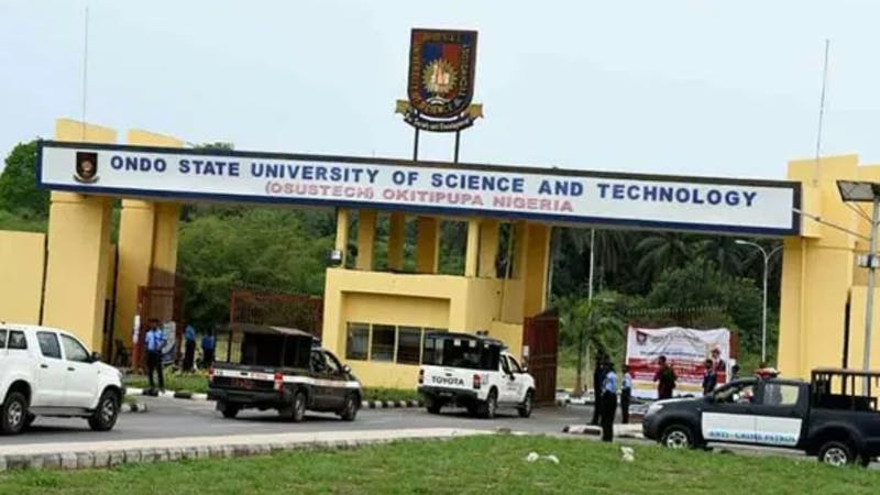 OAUSTECH has released its cut-off mark for 2020/2021 academic screening process
