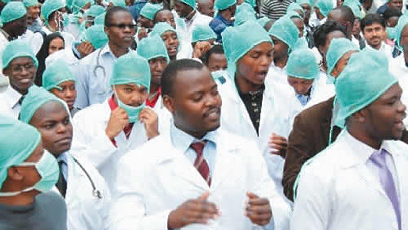 Nigeria resident doctors expected to end strike today as FG and NARD reach agreement