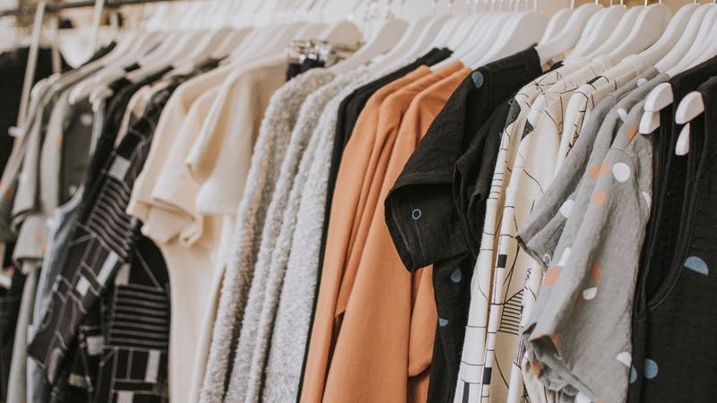 Fashion: Clothing collection