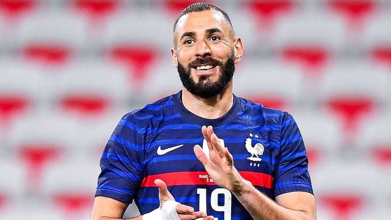 Karim Benzema is the player France national team has been missing