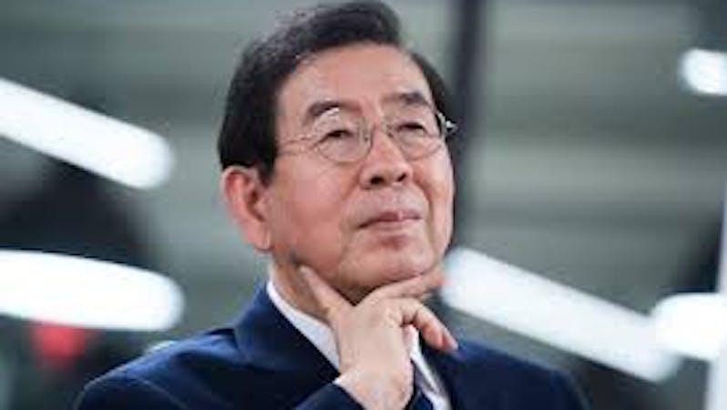The mayor of Seoul, Park Won-soon who was found dead on a mountainside in South Korea capital city