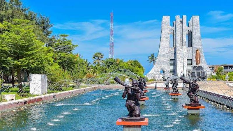 Top 10 tourist sites in Ghana