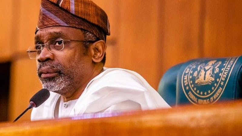 Speaker House of Representatives, Femi Gbajabiamila clears the air about security men shooting at newspaper vendors