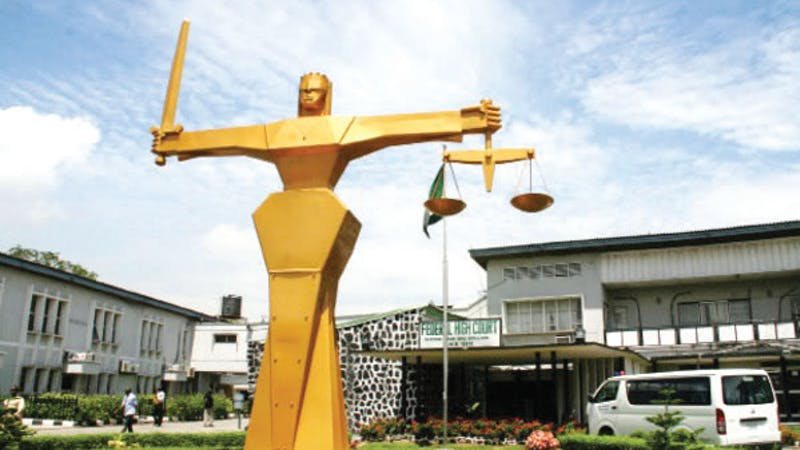 Long arm of the law: Federal High Court in Osun state