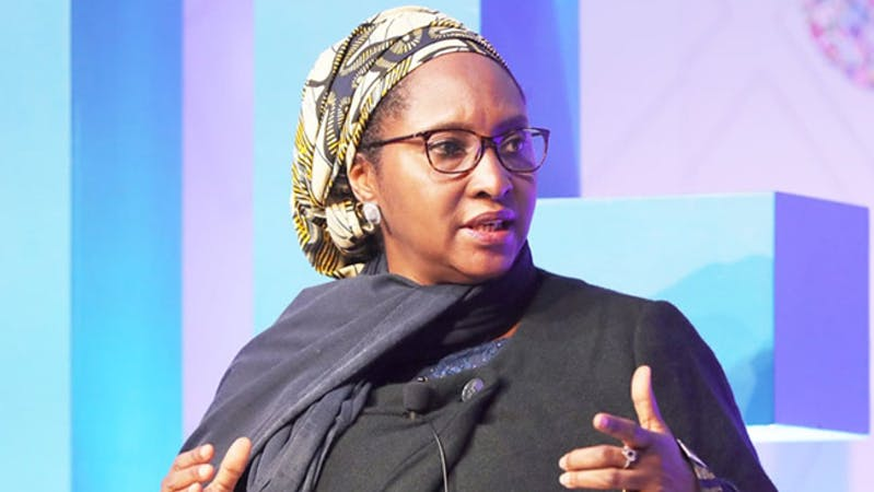 Minister of Finance Zainab has rubbished the claim that food prices are declining